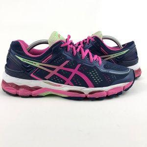 Asics Gel Kayano 22 Women's Shoes Size 10 Purple